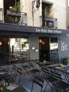 LE COIN DES CREPES (2 rue Armand Brossard, Nantes) - crêperie