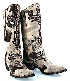 Rivertrail Mercantile - Old Gringo Krusts Boots L1295-4, $600.00 (http://www.rivertrailmercantile.com/old-gringo-krusts-boots-l1295-4/)
