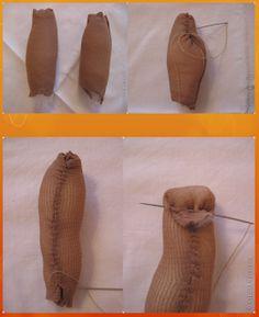 3mara3: Come si fa:....bamboline Sock Dolls, Baby Dolls, Diy Earrings Making, Old Bras, Fabric Basket Tutorial, Bunny Nursery, Fabric Dolls, Doll Face, Doll Accessories