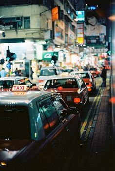 joe le taxi II by Xax, via Flickr