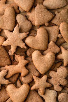 Idealne miękkie pierniczki i boska krajanka (7 składników) Sweet Recipes, Cake Recipes, Snack Recipes, Cooking Recipes, Christmas Sweets, Christmas Cooking, Cookie Desserts, Holiday Desserts, Cake Cookies