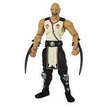 Mortal Kombat MK9 4 Inch Action Figure Baraka by Jazwares Toys. $16.72. Recommended Age: 6 years and up. Base on the hit video game Mortal Kombat (released in 2011) these 4 inch Mortal Kombat 9 Action Figures are highly detailed and articulated and feature famous characters Sub-Zero, Raiden, Scorpion, Baraka, and Reptile.Mortal Kombat is the title for the 9th fighting game in the Mortal Kombat series. The game was first mentioned by developer Ed Boon in January 2009. ...