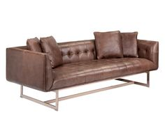 Fabulous Delena Leather Sofa Only At Macys Macys Com Southwest Dailytribune Chair Design For Home Dailytribuneorg