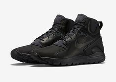 Nike's New-Age Mowabb All Black Everything