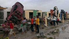 Tornado Kills 13 in Northern Mexico