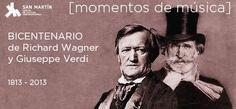 #Música - 28/05: La figura de Giuseppe Verdi en el San Martín C.C.C. Noche y Día Gran Canaria: Música - 28/05: La figura de Giuseppe Verdi en el San Martín C.C.C.