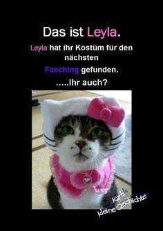 Das ist Leyla.