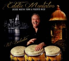 Eddie Montalvo - Born and raised in the Bronx near the streets of Trinity and 158th. Eddie started by going to the parks as a young kid seeing and visiting the music life and playing with small salsa teenager bands as a kid. He played with famous artists such as The Great Hector Lavoe, Willie Colon, Johnny Pacheco, Los Kimbos, Celia Cruz and many other famous artists. He later became a member of the Fania All Stars in 1979.