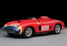 O exemplar de chassi 0626 foi criado especialmente para Juan Manuel Fangio
