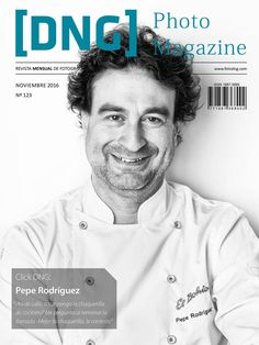 DNG Photo Magazine Nº 123, Noviembre 2016 disponible para descarga Books 2016, New Books, Pdf Magazines, November, Portrait, Art Blog, Types Of Photography, Budget, Projects