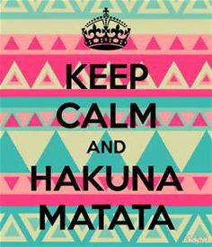 """""""Every time that I"""" """" Pumba! Not in front of the kid"""" """" Oh sorry. """" """" Hakuna Matata"""""""