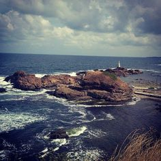 #cliff #lighthouse #see
