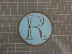 Embroidered logo by Raz & Dazzle Ink