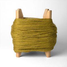 Shibui Knits Baby Alpaca Pollen wonderful yarn