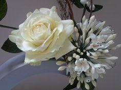 White agapanthus Robert Haynes Sugar Flower Stuido