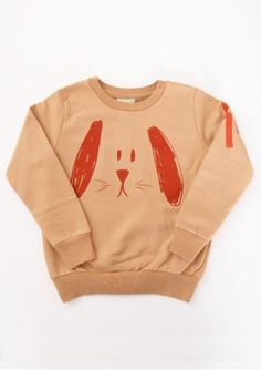woof, cheap sweatshirt and fabric paint. I smell a goombay mea craft night.