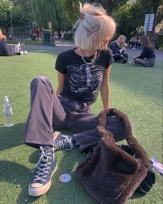 Adrette Outfits, Swaggy Outfits, Indie Outfits, Grunge Outfits, Cute Casual Outfits, Summer Outfits, Fashion Outfits, Fashion Skirts, 90s Grunge Hair