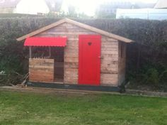 Pallet Woodhouse Fun Crafts for Kids Sheds, Cabins