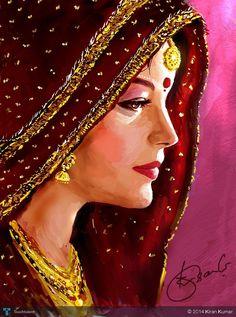 Bride by Kiran Kumar
