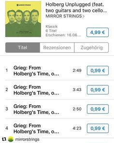 #Repost @mirrorstrings (@get_repost)  Hey friends  wow! Thank you for 12.000 views on Facebook and over 1.000 on youtube for our video. Our EP is now avaible for just 499 on iTunes!  Check it out!  If you want to have a beautiful physical copy: http://ift.tt/2sVKsDI  Thank you everyone!  #music #newsound #optimastrings #timezone #earslovemusic #mirrorstrings #musicians #musicianslife #ensemble #cello #classicalmusic #classicalguitar #guitar #hamburg