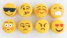 Macarons de Emojis sabor Limon 04