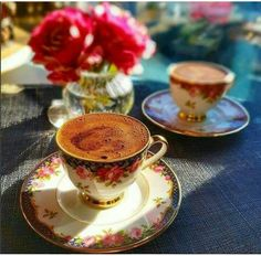 A famous Turkish proverb says that one cup coffee  contains 40 years of memories.