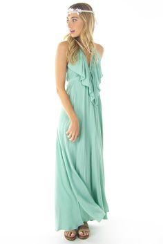 Celadon Green Jen Maxi Belle $119.99