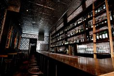 10 Secret Bars in SF You Probably Don't Know About: Wilson & Wilson Tenderloin