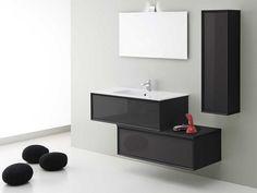 mobile bagno laccato brera color | iperceramica.... | pinterest | bath - Iperceramica Arredo Bagno