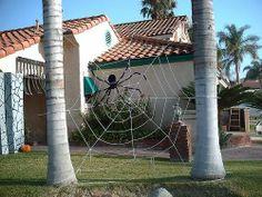 homemade halloween yard decorations | Halloween Yard Decorations: Perfect Outdoor Halloween Party Décor ...