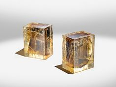 Table Wood Fossil AP 5, Nucleo (Gabrielle Ammann Gallery)