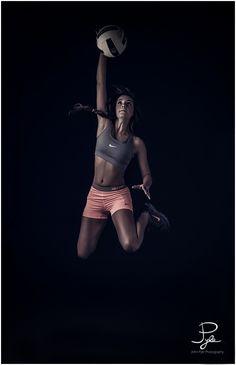 Volleyball, Nike, JustDoIt