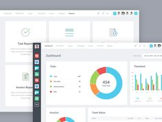 Managly Dashboard and Reports by Paresh Khatri