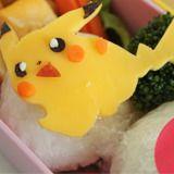The anime obsession — oshawott: Pikachu/Pichu Bentos!