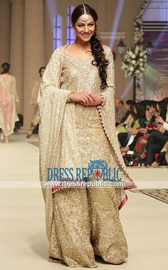 Faraz Manan Bridal Collection 2015 At Telenor Bridal Couture Week