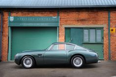 DB4GT Zagato Sanction II Coupe
