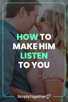 There's nothing more frustrating than your man not listening to you! Here are 4 steps that will help you get his attention and make him hear you out. Relationship Arguments, Relationships Love, Healthy Relationships, Make A Man, Your Man, How To Make, Take Charge, Need Someone, Good Habits