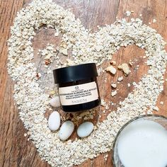This is why we packed our Mediterranean Almond Milk With Oats Mask with gentle goodness to care for delicate Body Shop At Home, The Body Shop, Beauty Makeup Tips, Beauty Skin, Beauty Products, Oats Face Mask, Body Shop Skincare, Beauty Boost, At Home Face Mask