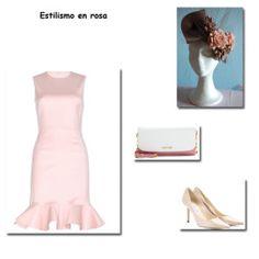 Estilismo en rosa