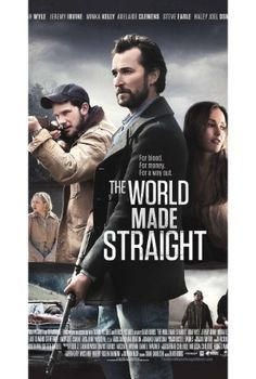 Watch The World Made Straight 2015 Online Full Movie.In a rural Appalachian community haunted by the legacy of a Civil War massacre, a rebellious young man struggles to escape the violence that wou…