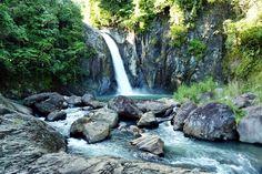 Tinago (hidden) falls