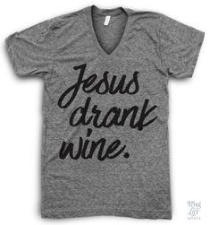 Jesus drank wine. Enough said.