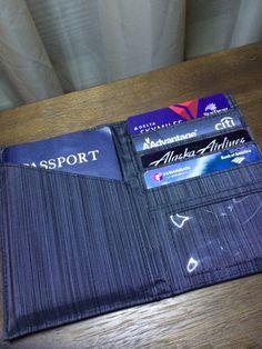Allett - KeepSafe RFID Passport Sleeve