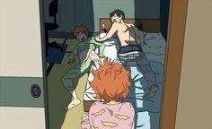 Whoops ;3 Daisuga, Kuroken, Kagehina, Kenma, Haikyuu 3, Kageyama X Hinata, Haikyuu Ships, Haikyuu Volleyball, Volleyball Anime