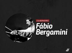 Bacharel e Mestre em música pela Unicamp, Fábio Bergamini também possui Especialização em Etnomusicologia e é autor do Livro Didático do Projeto Guri em São Paulo. Complementou seus estudos na Berklee College of Music e CalArts nos EUA. Já atuou como instrumentista com Ivan Lins, Zeca Balero, nas Orquestras Sinfônicas de Campinas e da Unicamp, no grupo Madredeus em Portugal, com quem gravou três CDs e DVDs, entre outros. Atualmente, Fábio é envolvido com projetos educacionais em música.