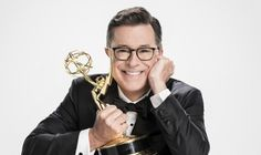 The 69th Annual Emmy Awards Winners   The 69th Annual Emmy Awards Winners  The Television Academyis revealing the 69th Annual Emmy Awards winners at the Microsoft Theater in Los Angeles Sunday September 17 (8:00-11:00 PM ET/5:00-8:00 PM PT) on CBS. Stephen Colbert will serve as host. The 69th Emmy Awards is produced by White Cherry Entertainment. Glenn Weiss and Ricky Kirshner are executive producers; Weiss is director; and Chris Licht executive producer of The Late Show with Stephen Colbert…