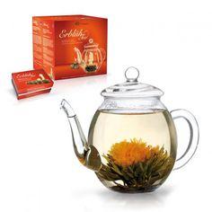 Erblüh-Tee Geschenk-Set Weißer Tee