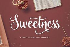 Sweetness Script by Seniors on @creativemarket