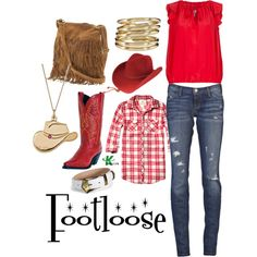 Footloose (1984) | Costumes - 1980s | Pinterest | Bacon ...