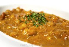 Vegan Main Course, Falafel, Tasty Dishes, Chana Masala, Vegan Recipes, Curry, Diet, Indian, Ethnic Recipes